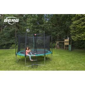 BERG Favorit fuoriterra rotondo 430cm verde