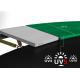 BERG Champion interrato rotondo 380cm grigio