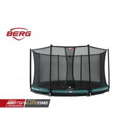 BERG Champion interrato rotondo 380cm - verde