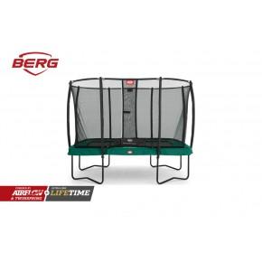BERG Ultim Champion fuoriterra rettangolare 330x220cm verde