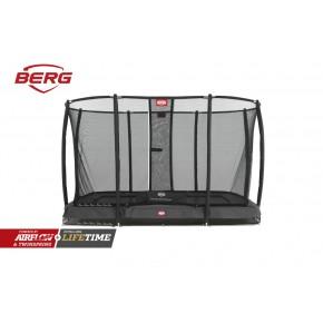 BERG Ultim Champion interrato rettangolare 330x220cm grigio