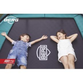 BERG Ultim Champion interrato rettangolare 330x220cm verde