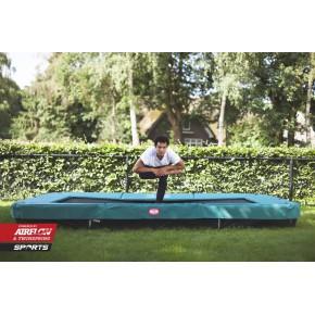 BERG Ultim Champion interrato rettangolare 330x220cm verde (sport)