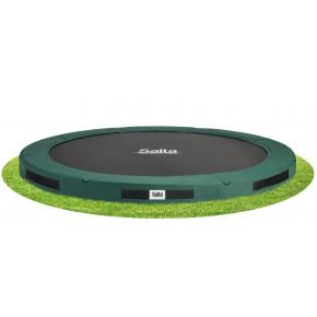 Salta Premium Ground interrato rotondo 396 cm verde