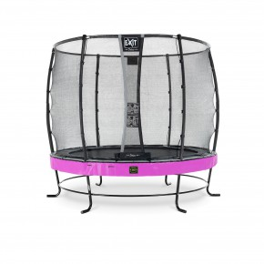 Exit Elegant Premium fuoriterra rotondo 251cm rosa