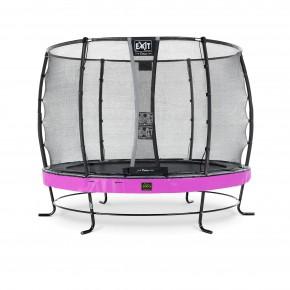 Exit Elegant Premium fuoriterra rotondo 305cm rosa