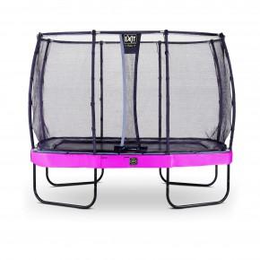 Exit Elegant Premium fuoriterra rettangolare 214x366cm rosa