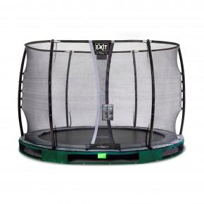 Exit Elegant Premium interrato rotondo 305cm verde