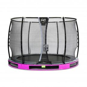 Exit Elegant Premium interrato rotondo 305cm rosa