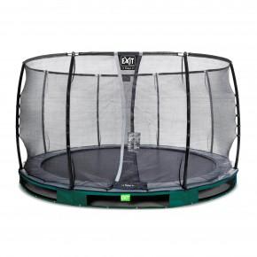 Exit Elegant Premium interrato rotondo 366cm verde