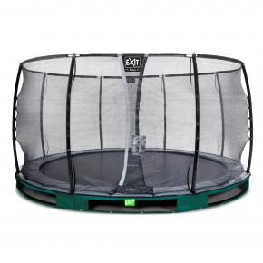 Exit Elegant Premium interrato rotondo 427cm verde