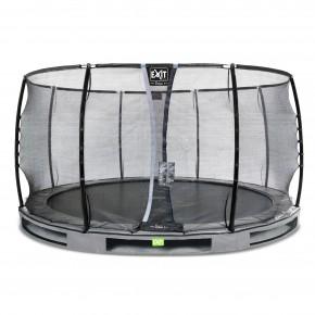 Exit Elegant Premium interrato rotondo 427cm grigio