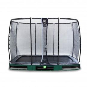 Exit Elegant Premium interrato rettangolare 214x366cm verde