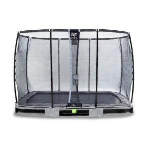 Exit Elegant Premium interrato rettangolare 214x366cm grigio