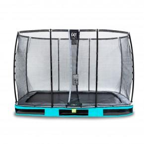 Exit Elegant Premium interrato rettangolare 214x366cm azzurro