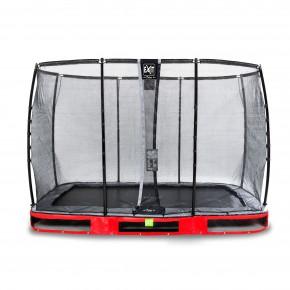 Exit Elegant Premium interrato rettangolare 214x366cm rosso