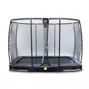 Exit Elegant Premium interrato rettangolare 214x366cm nero