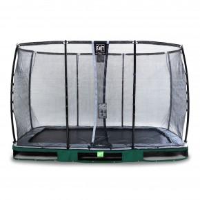 Exit Elegant Premium interrato rettangolare 244x427cm verde