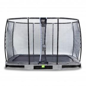 Exit Elegant Premium interrato rettangolare 244x427cm grigio