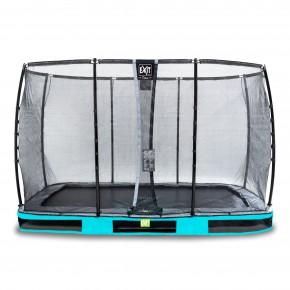 Exit Elegant Premium interrato rettangolare 244x427cm azzurro