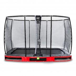 Exit Elegant Premium interrato rettangolare 244x427cm rosso