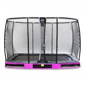 Exit Elegant Premium interrato rettangolare 244x427cm rosa