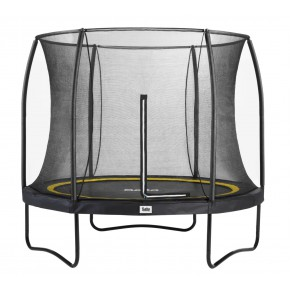 SALTA Comfort Edition fuoriterra rotondo 213cm - nero