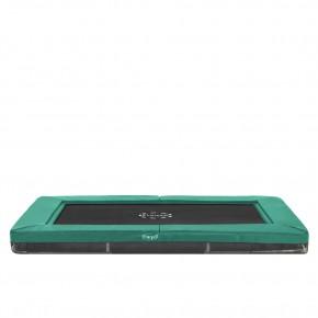 Etan Premium Gold interrato rettangolare 281x201cm verde senza rete di sicurezza (Sport)