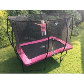 Exit Silhouette fuoriterra rettangolare 214x305 cm rosa