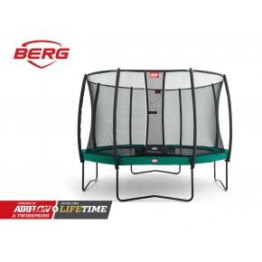 BERG Chiampion fuoriterra rotondo 380cm verde