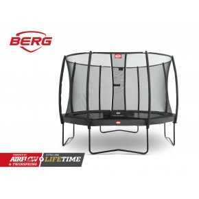 BERG Chiampion fuoriterra rotondo 430cm grigio
