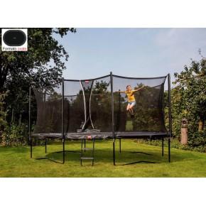 BERG Grand Favorit fuoriterra ovale 520x345cm - grigio